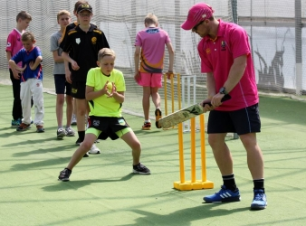 Specialist Cricket Clinics