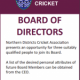 Northern Districts Board of Directors Vacancy