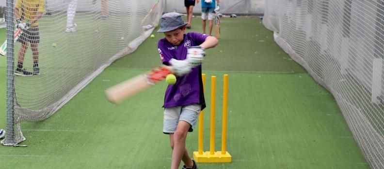 2018 January School Holiday Cricket Programmes