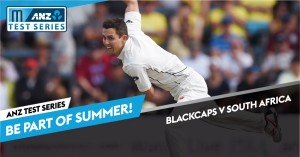 BLACKCAPS vs South Africa