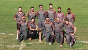 Hamilton Old Boys Crowned Premier T20 Champions