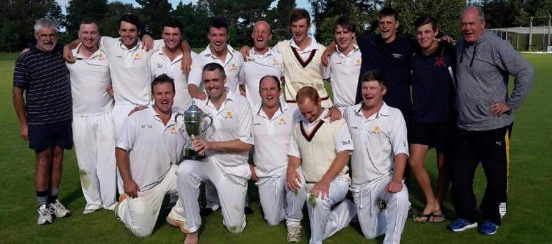 Buller Cricket 150th Jubilee