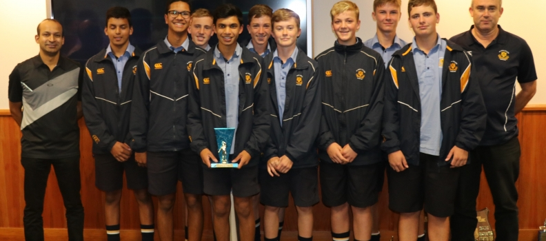 Waikato Schools Jr Cricket Prizegiving