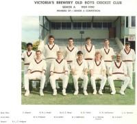 Teams 1990-2000