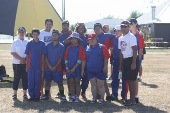 Adaptive Cricket 2014