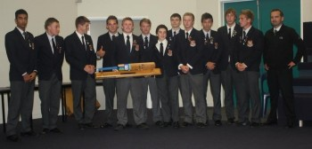 School Prizegiving 2012
